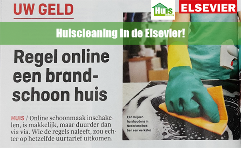 Huiscleaning in de Elsevier