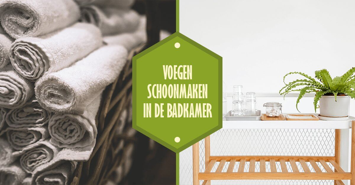 Badkamer Schoonmaak Tips : Voegen schoonmaken in de badkamer s nieuws